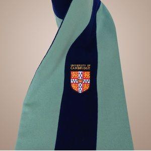 Cambridge University Wool Scarf